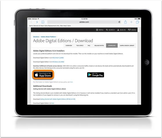 How to install adobe digital editions 4. 0 on mac os x.